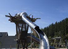 Spielplatz Eierstrukur - Playground Egg-Structure