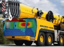 Dimensionierung einer Nutzfahrzeugkabine in CFK/GFK-Bauweise - Dimensioning of a cabin of a commercial vehicle in CFRP/GRP design